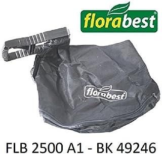 Flora Best aspirador soplador con soporte de la bolsa FLB
