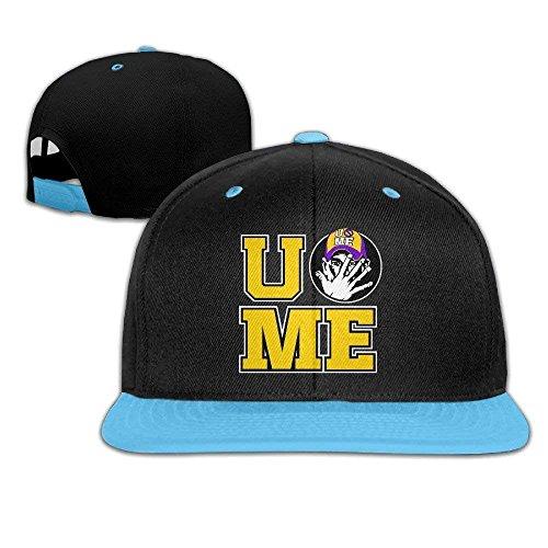 Hat Cappello Regolabile Unisex Berretto da Baseball Cappello da Esterno Hip Hop Cappello da Baseball Cappello da Sole Kid's John Cena U Cant See Me Logo