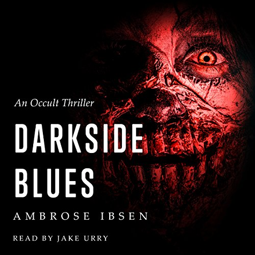Darkside Blues audiobook cover art