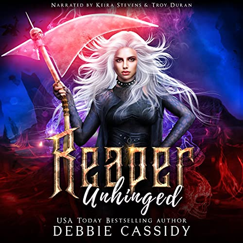Reaper Unhinged cover art