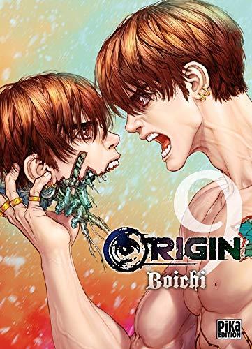 Origin Edition simple Tome 9