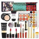CHSEEO Paleta de Maquillaje Set Paleta de Sombras de Ojos, Juego de Maquillaje Kit de Maquillaje para Mujeres y Niñas Caja de Regalo Cosméticos #5