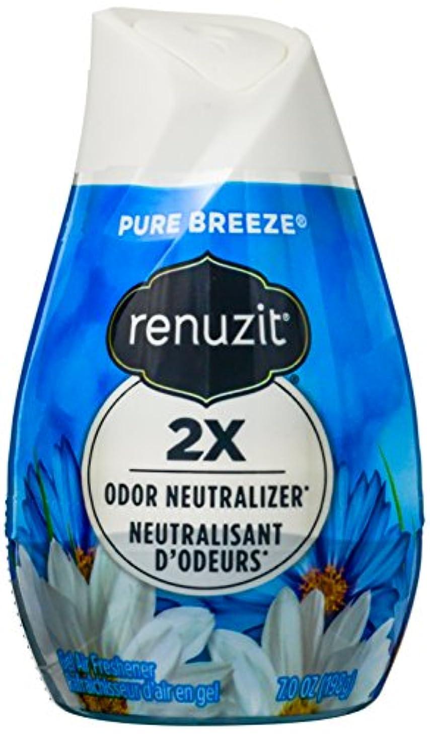 Renuzit Adjustables Air Freshener, Pure Breeze, 7 Ounce mlmexb1631009