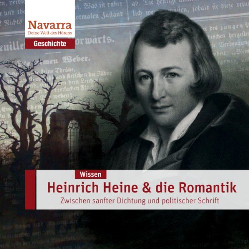 Aus der Matratzengruft - Heinrich Heine und die Romantik audiobook cover art