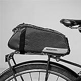 Funzioni multiple: design di moda e comodo da trasportare. Il cinturino in velcro è facile da installare e rilasciare. Puoi anche usarlo come un normale sacchetto/tracolla con il cinturino.