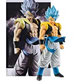 Qwead Dragon Ball Super DBZ Gogeta SSJ Grandista Ros Figuras De Acción 27Cm, PVC Dragon Ball Z Anime...