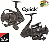 D A M / Madcat Quick Jigking 860 FD Waller Rolle/Wels Spinrolle/Wallerrolle