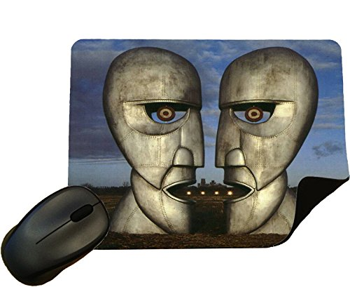 Pink Floyd The Division Bell Album Cover Mouse Mat/Pad - by Eclipse Gift Ideas