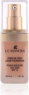 J.casanova Liquid Foundation Oily Skin 11