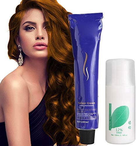 Crema para el tinte del cabello, Crema para el color del ...