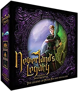 Jasco Neverland's Legacy Board Game