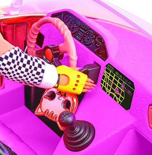 LOL Surprise Coupe Automóvil,Piscina con Muñeca Exclusiva, Piscina Sorpresa, Pista de Baile y Más