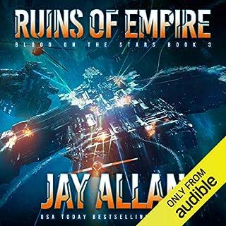 Page de couverture de Ruins of Empire