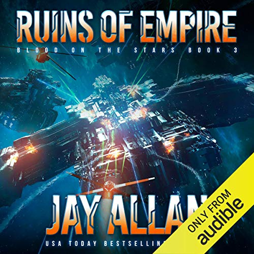 Ruins of Empire audiobook cover art