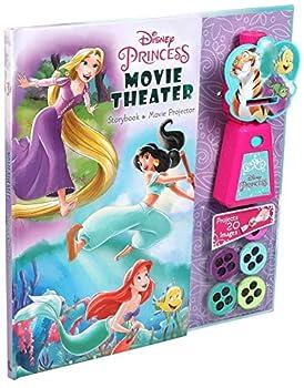 Disney Princess  Movie Theater Storybook & Movie Projector