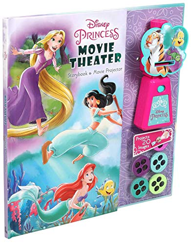 Disney Princess: Movie Theater Storybook & Movie Projector. Buy it now for 12.98