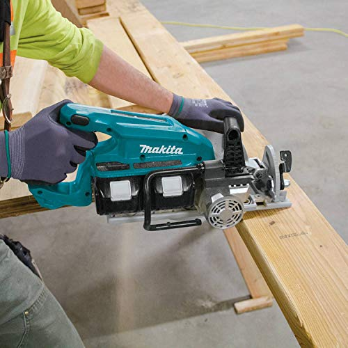 Makita XSR01PT 18V x2 LXT Lithium-Ion (36V) Brushless Cordless Rear Handle 7-1/4