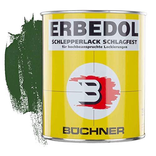 Schlepperlack | FENDT-GRÜN | 0,75 l | restaurieren | Traktor | lackieren | Farbe | Trecker | Frontlader | Lack | Lackierung | Farbton | schnelltrocknend | deckend