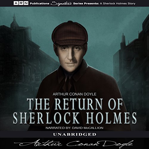 Couverture de The Return of Sherlock Holmes