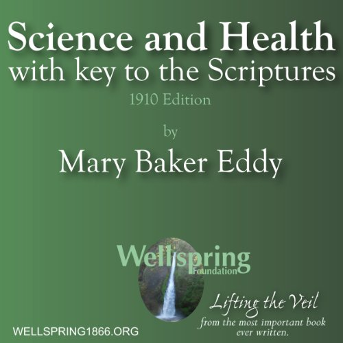 Science and Health, with Key to the Scriptures audiobook cover art