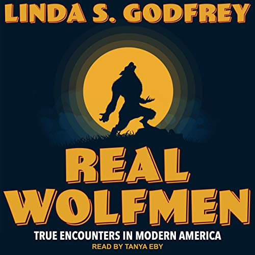 Real Wolfmen audiobook cover art
