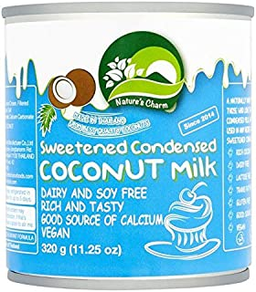 Natures Charm Sweetened Condensed Coconut Milk - 320g ...