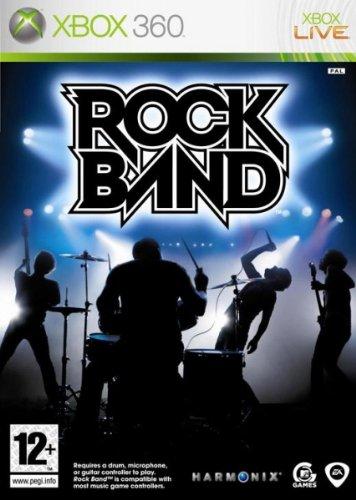 Electronic Arts Rock Band, Xbox 360 - Juego (Xbox 360, Xbox 360, Música, T (Teen))