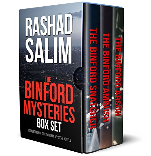 The Binford Mysteries: A Collection of Mystery Novels (3-BOOK BOX SET) (English Edition)