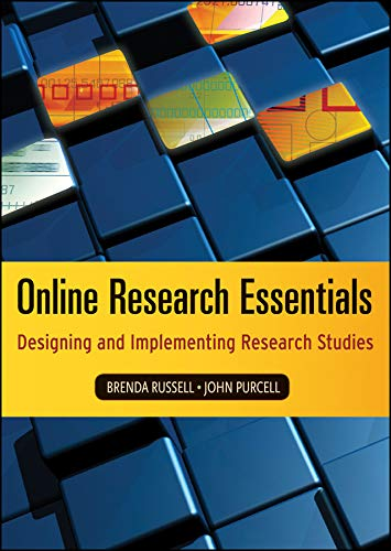 Online Research Essentials: Designing and Implementing Research Studies (Research Methods for the Social Sciences)
