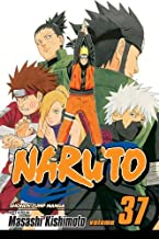 Naruto, Vol. 37: Shikamaru's Battle (Naruto Graphic Novel)