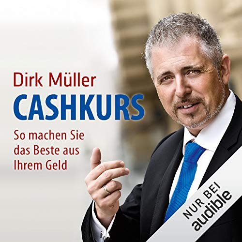 Cashkurs audiobook cover art
