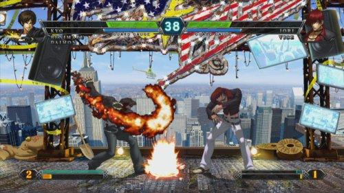 ザ・キング・オブ・ファイターズXIII-Xbox360