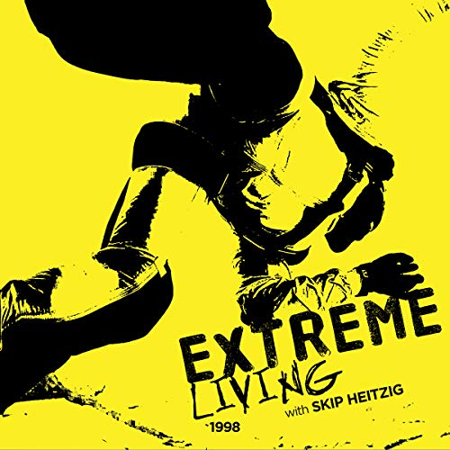 Extreme Living audiobook cover art
