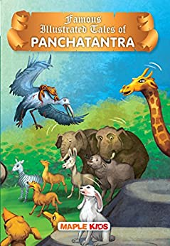 Panchatantra Tales ((Illustrated)) by [Maple Press]