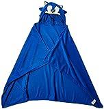 Great Eastern Sonic The Hedgehog GE-34020 Sonic Head Hoodie Blanket 57' x 41'