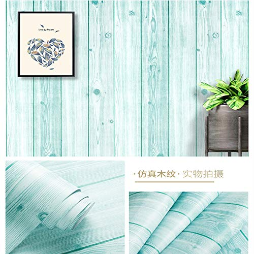 Home Slaapkamer zelfklevend behang zelfklevend papier muur Stickers Meubelstickers 0.45m*10m 5246-1 [Thickening]