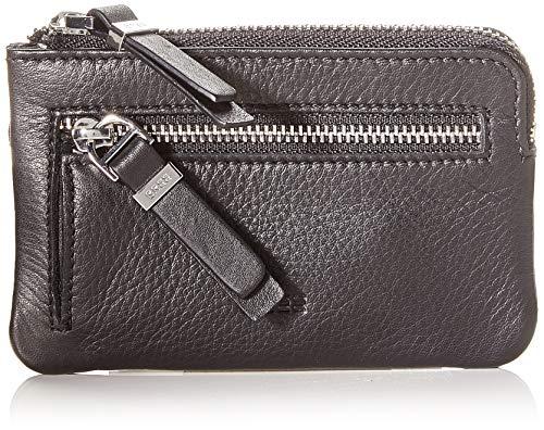 BREE Damen Lynn 159 Schlüsselmäppchen, Schwarz (Black), 1x8x12 cm