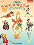 DISNEY MY FIRST SONGBOOK V.2: For Easy Piano: PVG v. 2 (Disney Publications)