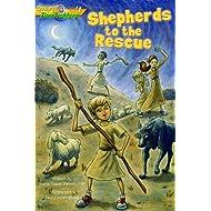 Shepherds to the Rescue (Gtt 1) (Gospel Time Trekkers)