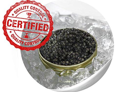 250 g Agua dulce Caviar Beluga. Entrega urgente € 5-10.