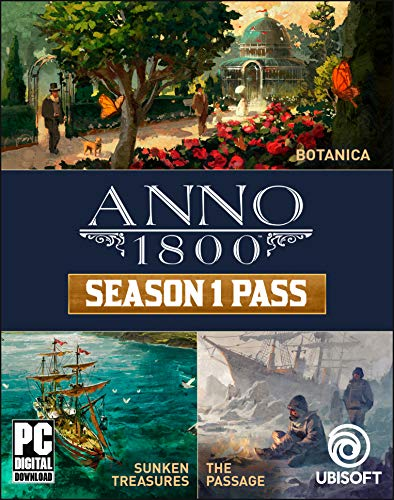 Anno 1800 Season 1 Pass | PC Code - Uplay