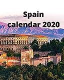 Spain  Calendar 2020
