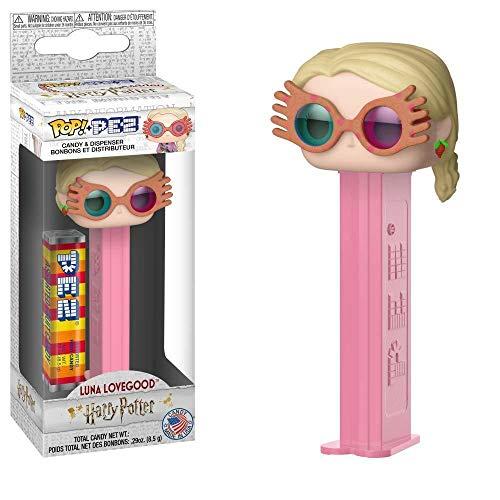 Funko Pop! Pez: Harry Potter - Luna Lovegood, Multicolor