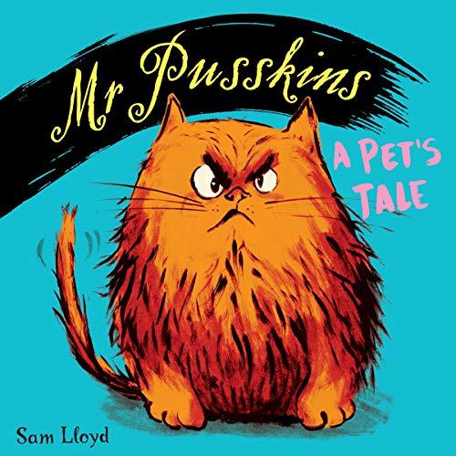 Mr Pusskins cover art