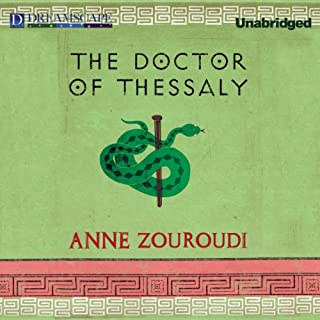 The Doctor of Thessaly audiobook cover art