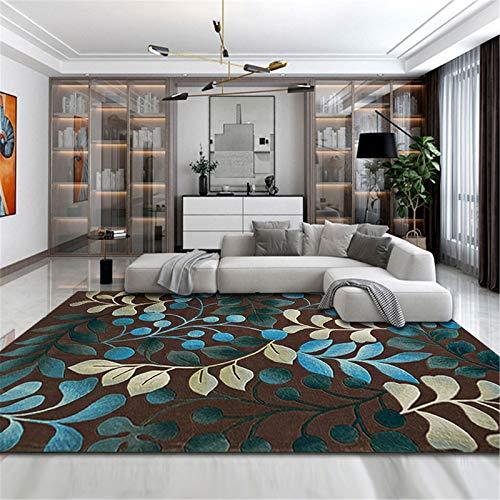 Hogar Dormitorio Simple Alfombra Rectangular Sala De Estar Sofá Mesa De Centro Alfombra Alfombrillas Cómodas Y Cálidas 140x200cm