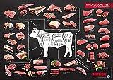 carneo Rindfleisch/Beef, Cuts für echte Fleischkenner,