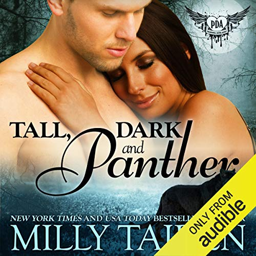 Couverture de Tall, Dark and Panther (Paranormal Dating Agency, Book 5)