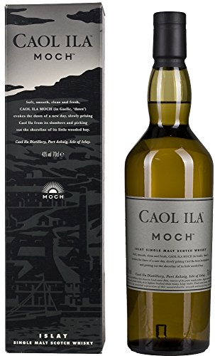 Caol Ila Moch Single Malt Scotch Whisky - 700 ml