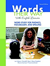 Words Their Way with English Learners: Word Study for Phonics, Vocabulary, and Spelling (2nd Edition) (Words Their Way Series)